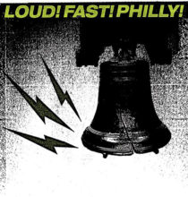 LOUD! FAST! PHILLY! Episode 78- Greg Pizzoli