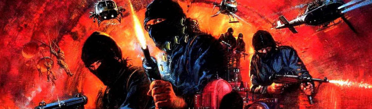 Films From the Void: THE NINJA MISSION
