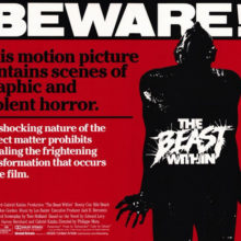 Films From The Void: THE BEAST WITHIN (1982)