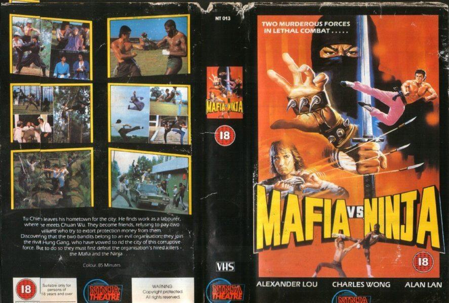 vhs - mafia v ninja