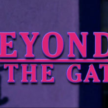Jackson Stewart on his VHS throwback 'Beyond the Gates'; At The Brooklyn Horror Film Festival 10/15