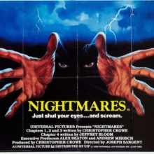 CINE-WEEN: Why haven't you watched Nightmares yet?