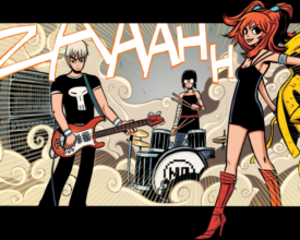 From the Stereo to Your Screen: The Clash at Demonhead & Scott Pilgrim vs. The World