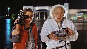 Cinepunx Episode 51: Ben and Rosalie of Moviejawn discuss BACK TO THE FUTURE and THE BURBS