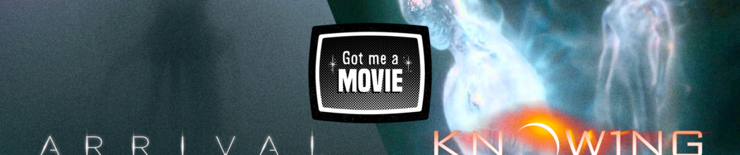 GOT ME A MOVIE Episode 01: We're DETERMINED to have a great show!