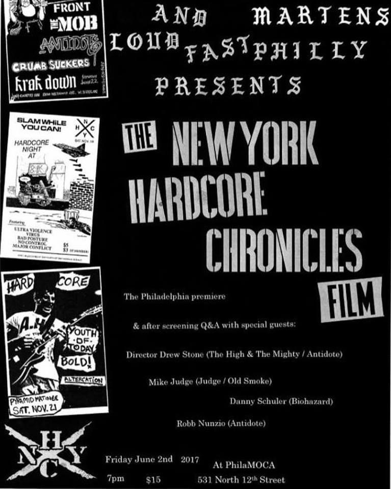 CINEPUNX Episode 65: THE NEW YORK HARDCORE CHRONICLES FILM ...