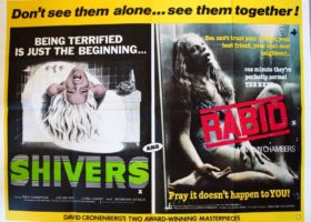 HORROR BUSINESS Episode 25: Wherefore Art Thou Cronenberg? (SHIVERS & RABID)