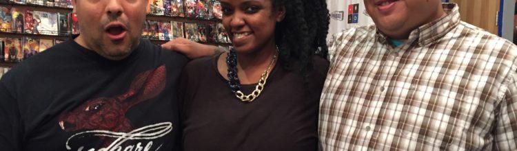 CINEPUNX Episode 66: Talking Coens with Jasmin Carroll (Amalgam Comics)
