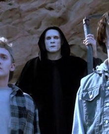 """I Can't Believe We Just Melvined Death!"": A Look at Horror and Existentialism in BILL AND TED'S BOGUS JOURNEY"