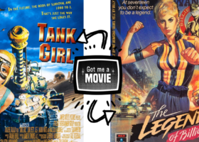 GOT ME A MOVIE Episode 05: TUFF CHIX