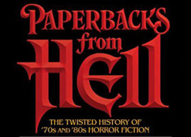 CINEPUNX Episode 71: Grady Hendrix talks PAPERBACKS FROM HELL