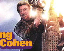Director Steve Mitchell on Bringing KING COHEN to the Screen