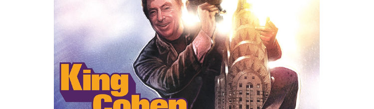 'King Cohen' himself, Larry Cohen, on the new documentary about his career