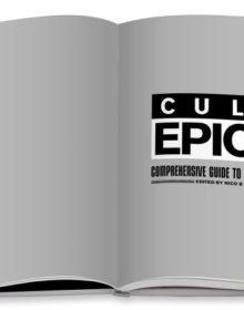 Bookshelf: CULT EPICS