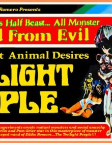Films From the Void: TWILIGHT PEOPLE's Mad Monsters