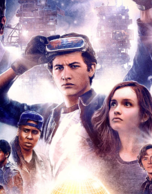 The New in Review: READY PLAYER ONE
