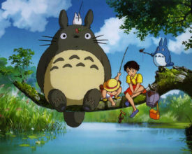 CINEPUNX Episode 81: 30 Years of Living Next to TOTORO: Reflections on Hayao Miyazaki