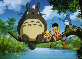 CINEPUNX Episode 81: 30 Years of Living Next to TOTORO: Reflections on Hayao Miyazaki