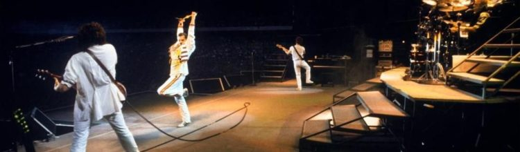 REKT: Queen – Live at Wembley
