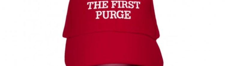 Purgin' It, or How THE FIRST PURGE Gives Us What We Need