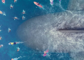 THE MANDATE Episode 28: The Mandate Gets Devoured by THE MEG