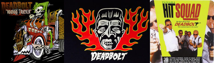 CINE-WEEN: Put Some Terror on Your Turntable With Pig Baby's Deadbolt reissues