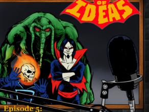 TOMB OF IDEAS:Episode 5-Team Buck