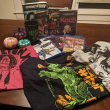 Cine-Ween: THE GIVEAWAY!!