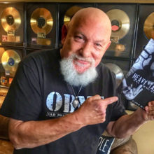 BOOKSHELF: Megaforce Records' founder Jon Zazula on his HEAVY TALES