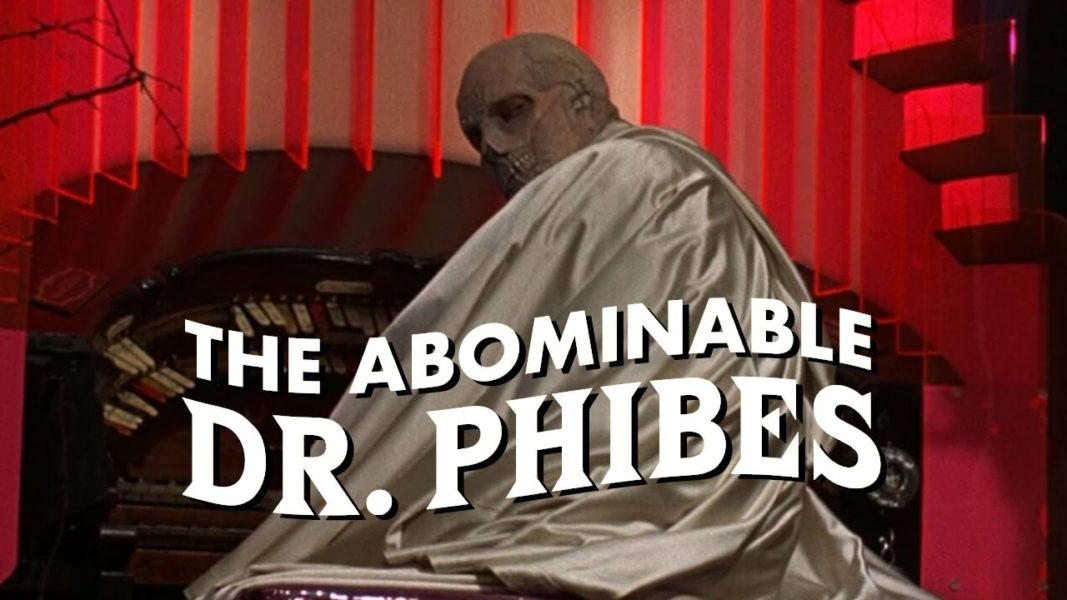 Vincent Price Phibes