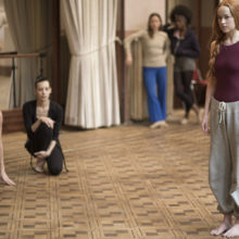 Cine-Ween: THE POLITICS AND HORROR OF PERFORMANCE IN SUSPIRIA (2018)