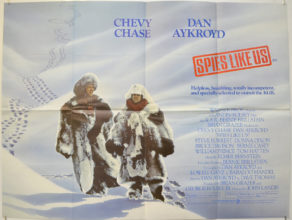 FROM THE STEREO TO YOUR SCREEN: Paul McCartney and <i>SPIES LIKE US</i>