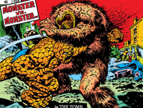 "TOMB OF IDEAS Episode 36 – ""Thing v Man-Thing: Dawn of Team-Ups"""