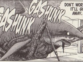 THIS JUSTIN: The Absurd Horror Of Junji Ito and Bentley Little