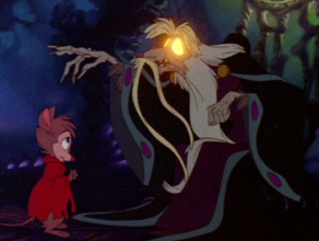 THIS JUSTIN: The Not-So Subtle Horror Of THE SECRET OF NIMH