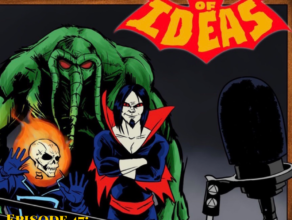 "TOMB OF IDEAS Episode 47 – ""Grindhouse Frankenstein"""