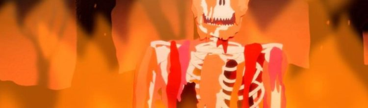 CINE-WEEN: <i>Attack of the Demons</i> is a splattery animated ode to Italian horror