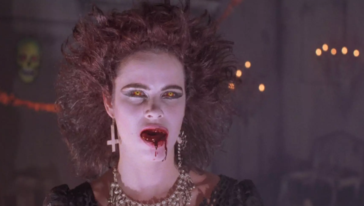 Angela from Night of the Demons