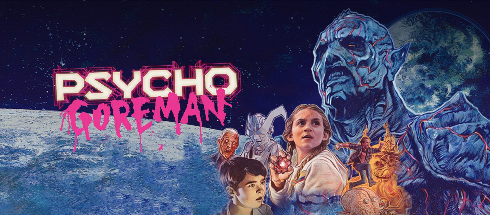 Hunky Boys and Horror Movies: An Interview With PSYCHO GOREMAN  Writer/Director Steven Kostanski - Cinepunx